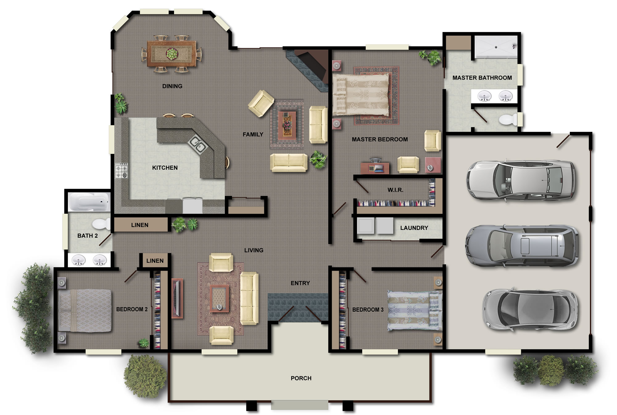 The 10 Best Ways To Design A Solid Floor Plan Lori Gilder