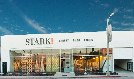 Stark Carpet and Home LA Exterior