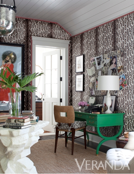 Creating a Focal Point in Emerald