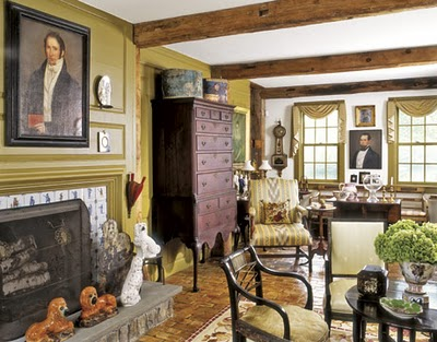 English Style Living Room