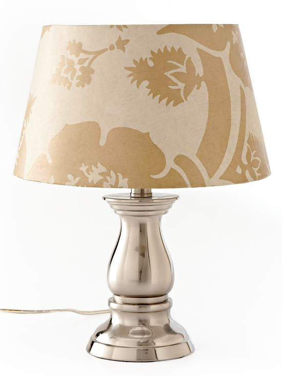 Wallpaper Lampshade